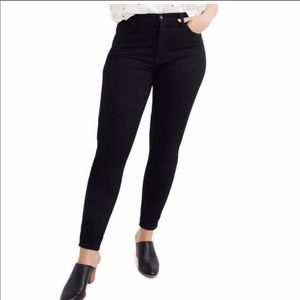 """MADEWELL 10"""" High Rise Skinny Jeans! Size 33."""